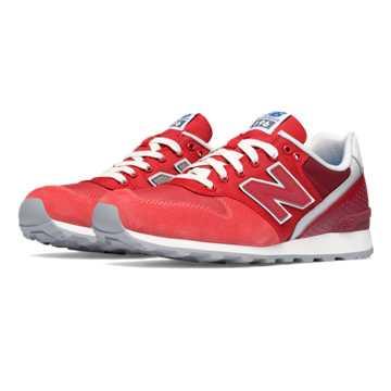 New Balance 696 Sport, Red