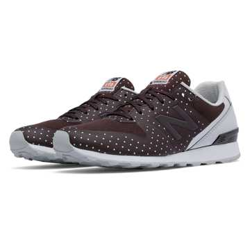 New Balance 696 Re-Engineered, Burgundy