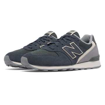 New Balance 696 Winter Seaside, Outer Space with Steel
