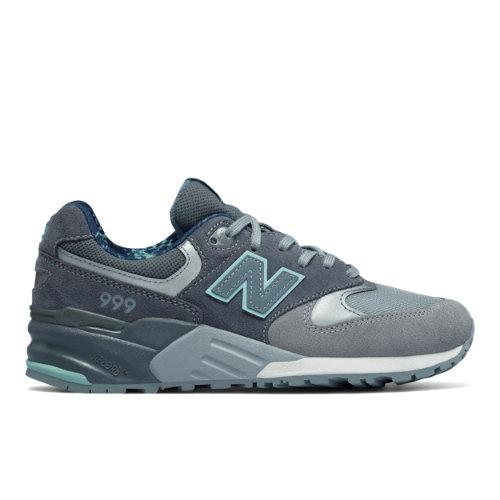 New Balance : 999 Suede : Women's Footwear Outlet : WL999TB