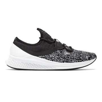 Fresh Foam Lazr Sport, Black with White