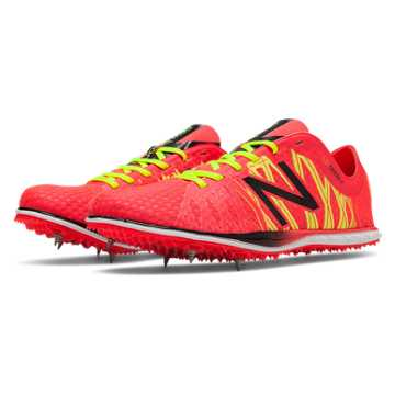 New Balance LD5000v2 Spike, Bright Cherry with Black