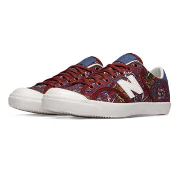 New Balance ProCourt 70s Floral, Clay Red