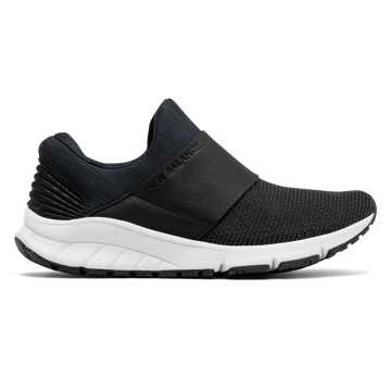 New Balance Vazee Rush, Black with White