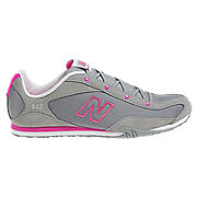 New Balance 442, Grey with Pink