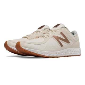 New Balance Fresh Foam Zante Rose Gold, Angora with Iridescent Copper