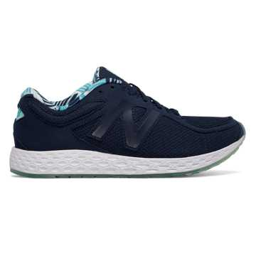 New Balance Fresh Foam Zante v2, Pigment with Ozone Blue