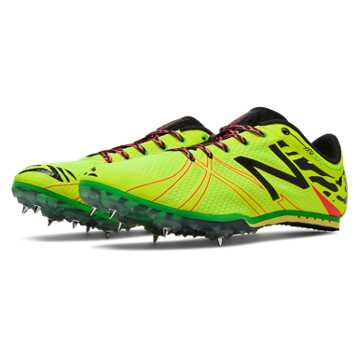 New Balance MD500v3 Spike, Hi-Lite with Black