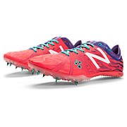 New Balance 800v3, Race Red with Purple & Teal