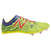 New Balance 800v3, Neon Yellow with Purple & Race Red