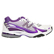 New Balance 1600, White with Purple & Grey