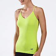 Cami Undershirt, Lime Green