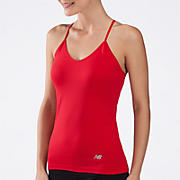 Cami Undershirt, Red