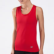 Tank Undershirt, Red