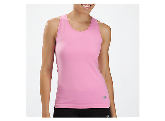 Tank Undershirt, Rapture Rose