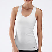 Tank Undershirt, White