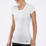 Crew Undershirt, White