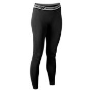 Base Layer Legging, Black with Grey
