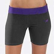 After Workout Short, Purple