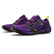 Minimus 10, Purple with Black & Neon Yellow