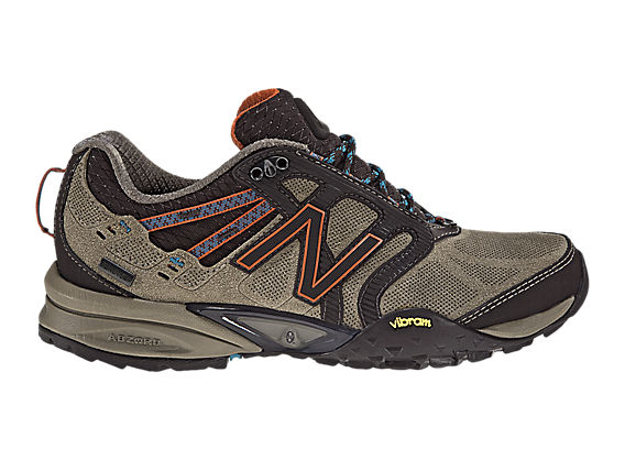 New Balance 1521, Brown with Orange & Teal