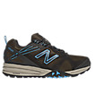 New Balance 689, Brown with Light Blue