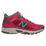 New Balance 790, Magenta with Teal & Light Grey