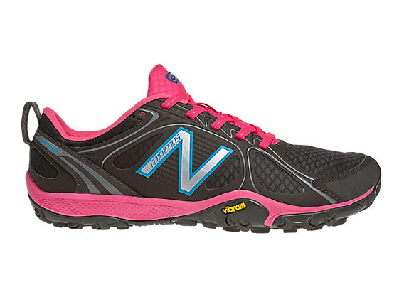 Minimus 80, Black with Pink