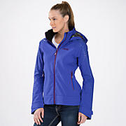 New Balance Adele Jacket, Azurite with Acai