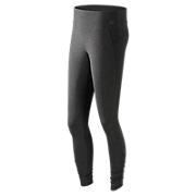 Premium Performance Tight, Heather Charcoal