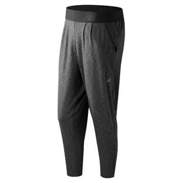 New Balance Dance Pant, Black Heather