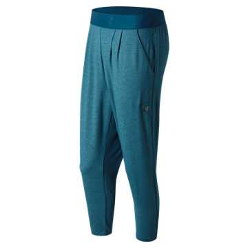 New Balance Dance Pant, Castaway Heather