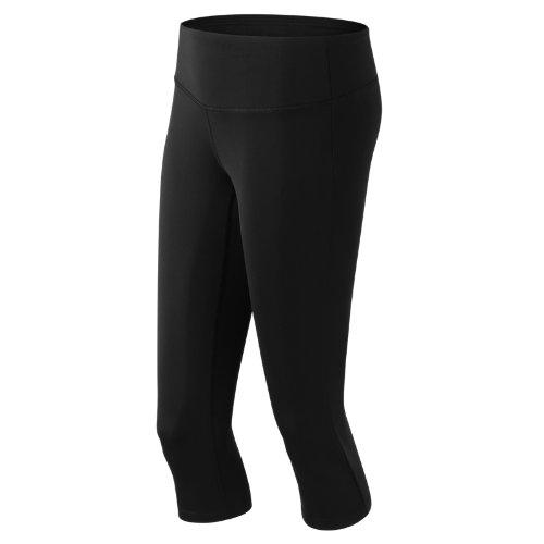 New Balance Poly Span Capri Girl's Clothing - WP53853BK