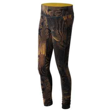 New Balance Printed Performance Tight, Digital Moire
