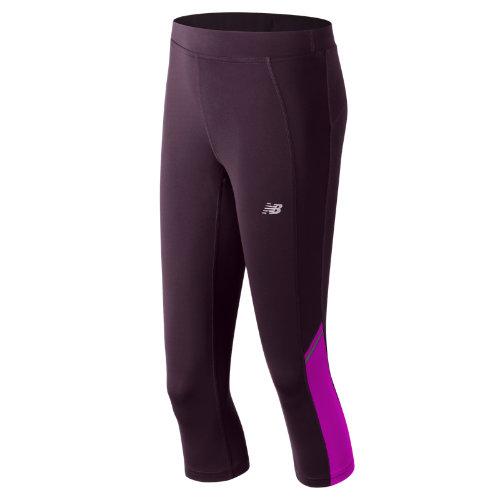 New Balance Accelerate Capri Girl's All Clothing - WP63130BAO