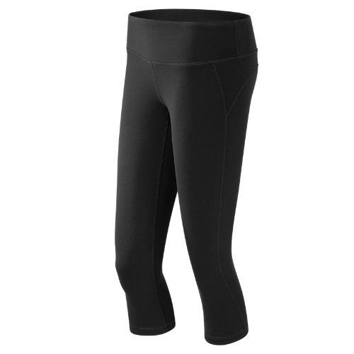 New Balance J.Crew Premium Capri Girl's All Clothing - WP63149BK