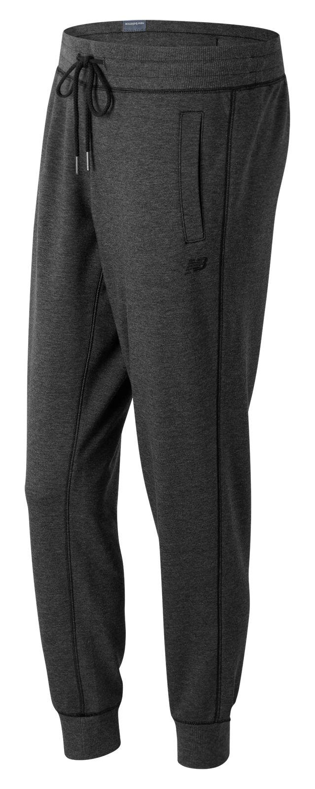 New Balance Classic Tailored Sweatpant Womens Grey