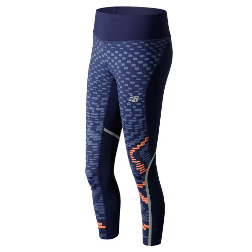 New Balance Sprint Crop Girl's All Clothing - WP71210DGP