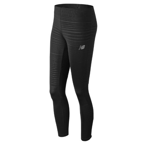New Balance Impact Printed Tight Girl's Performance - WP71229BK