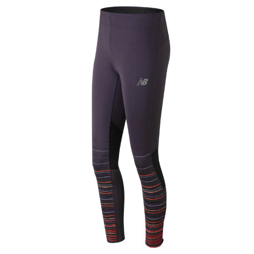 New Balance Impact Premium Printed Tight Girl's Performance - WP71230EDB