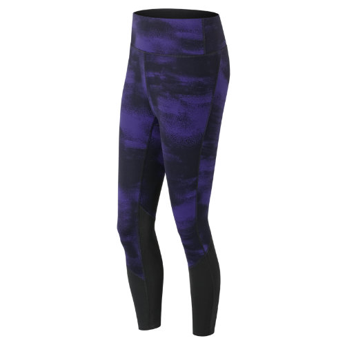 New Balance Elixir Printed Tight Girl's All Clothing - WP71466FST