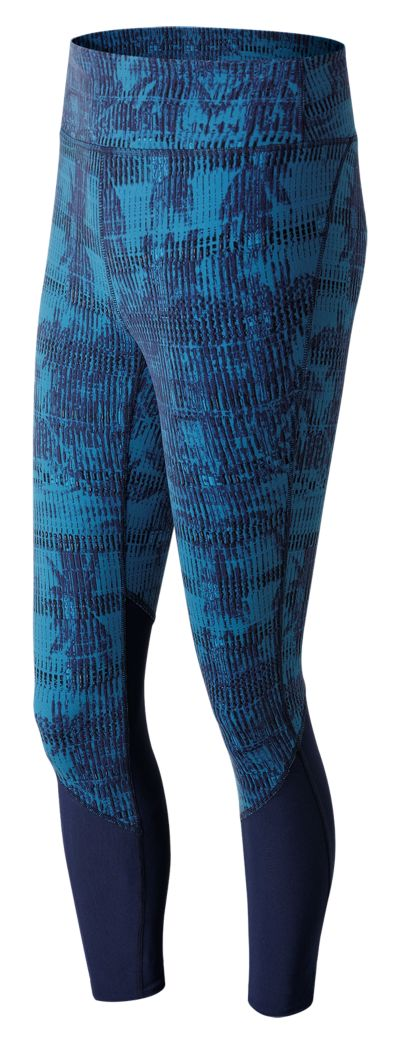 New Balance 71466 Women's Elixir Printed Tight | WP71466PME