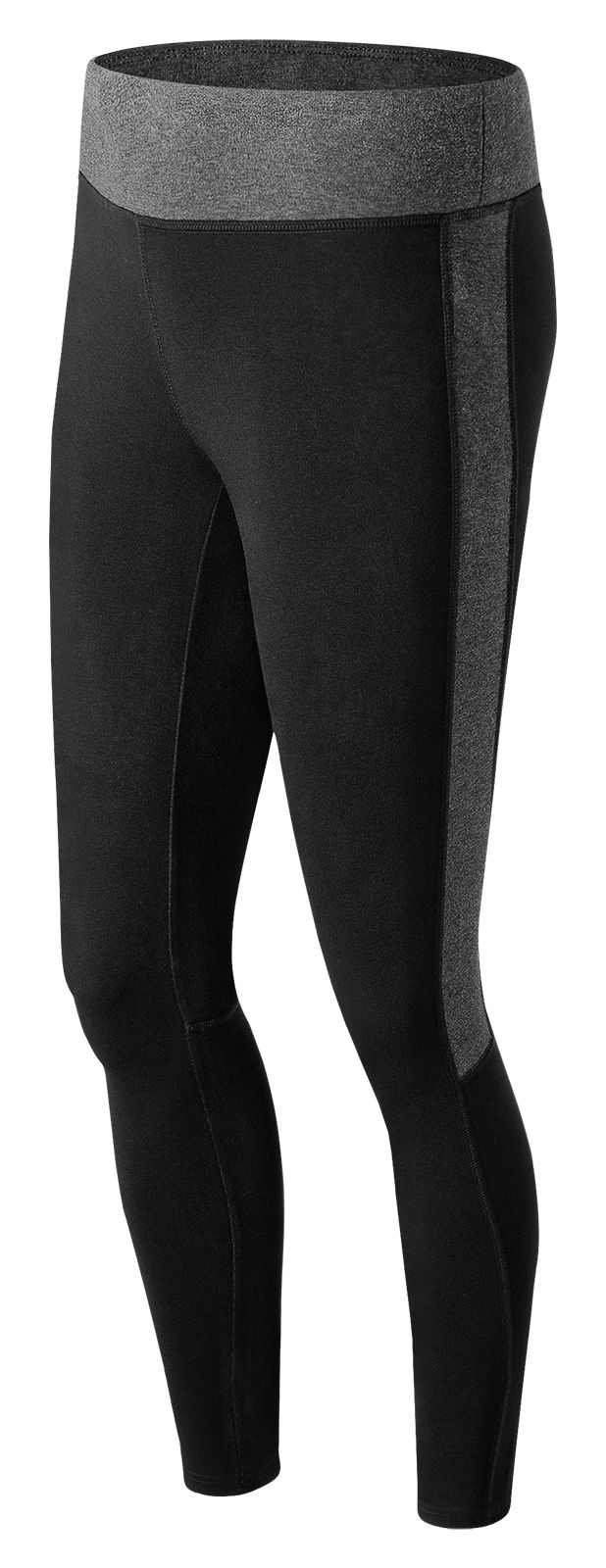 New Balance : Womens Trackster Legging : Women's Casual : WP71619BK