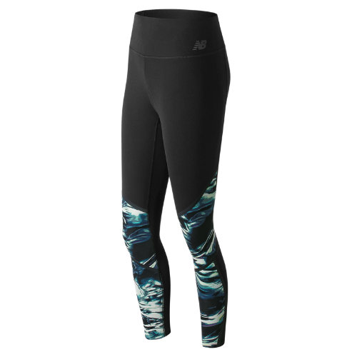 New Balance Intensity Tight Girl's All Clothing - WP73113BTW
