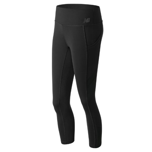 New Balance Transform Pocket Crop Girl's All Clothing - WP73117BK