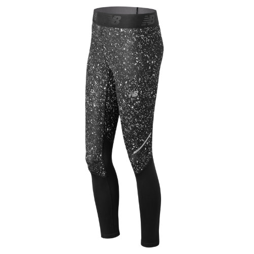 New Balance Accelerate Printed Tight Girl's All Clothing - WP73135BCZ