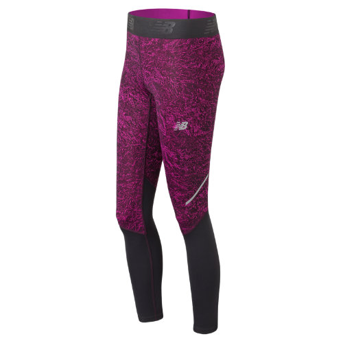 New Balance Accelerate Printed Tight Girl's Performance - WP73135PKU