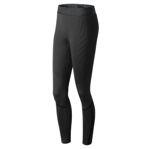 New Balance M4M Seamless Heat Tight Girl's All Clothing - WP73150BK