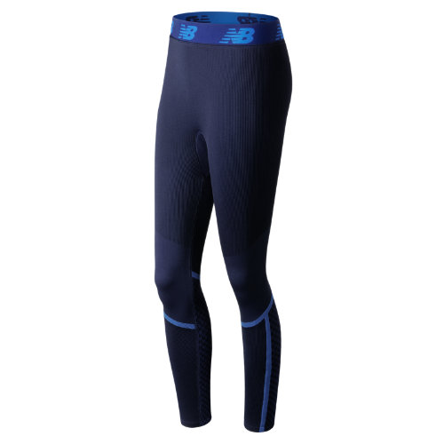 New Balance M4M Seamless Heat Tight Girl's All Clothing - WP73150VCT