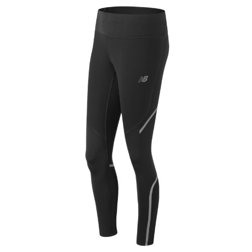 New Balance Windblocker Tight Girl's Performance - WP73219BK